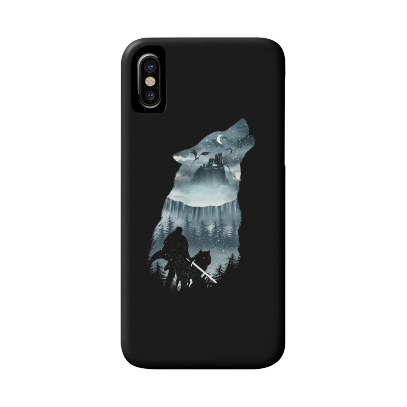 Winter Has Come Accessories Phone Case by dandingeroz's Artist Shop