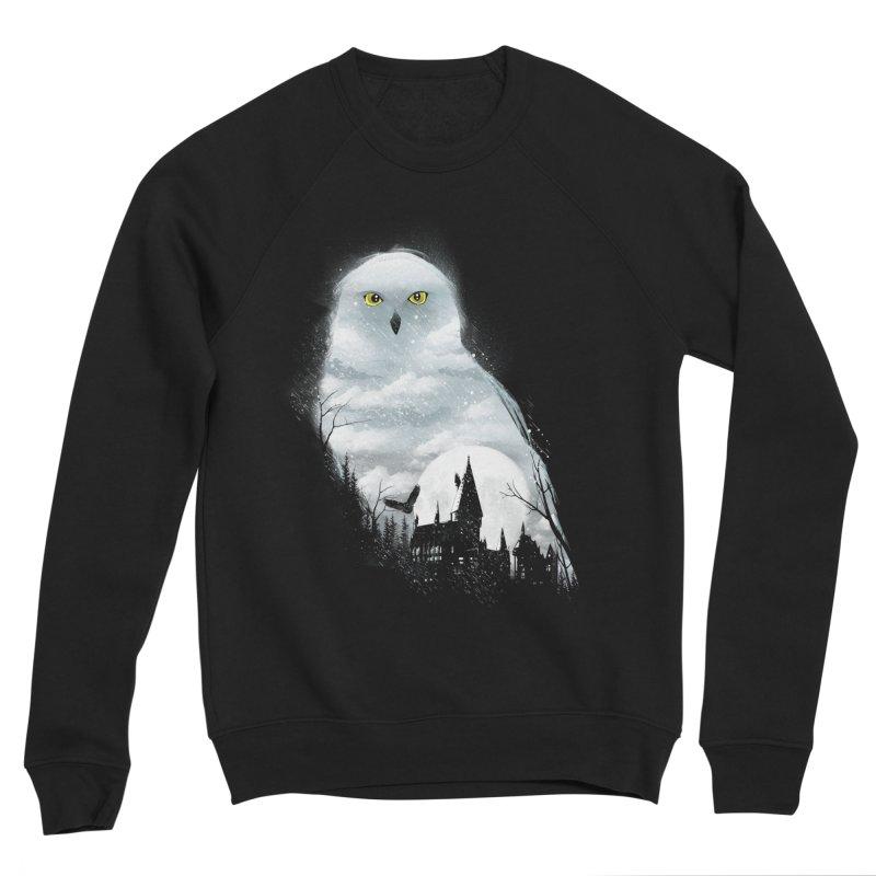 Magical Winter Women's Sponge Fleece Sweatshirt by dandingeroz's Artist Shop