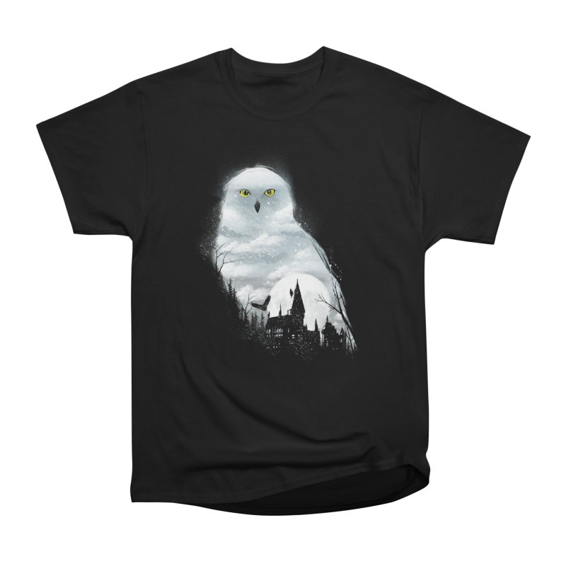 Magical Winter Men's T-Shirt by dandingeroz's Artist Shop