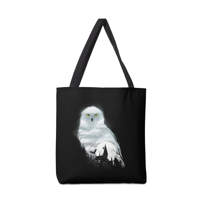 Magical Winter Accessories Bag by dandingeroz's Artist Shop