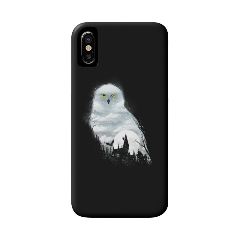 Magical Winter Accessories Phone Case by dandingeroz's Artist Shop