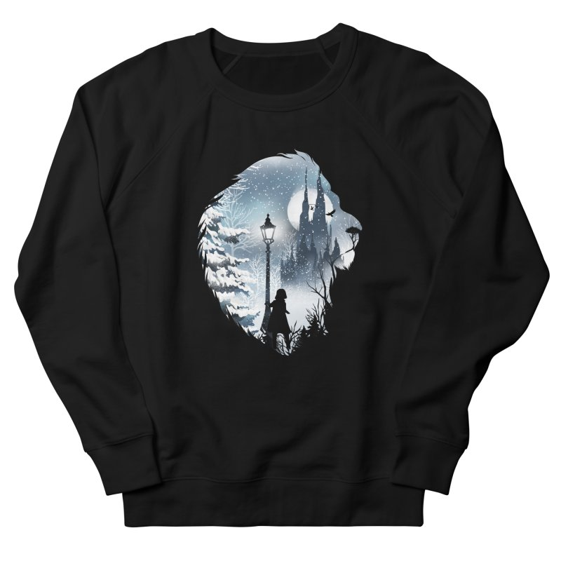 Mystical Winter Women's Sweatshirt by dandingeroz's Artist Shop