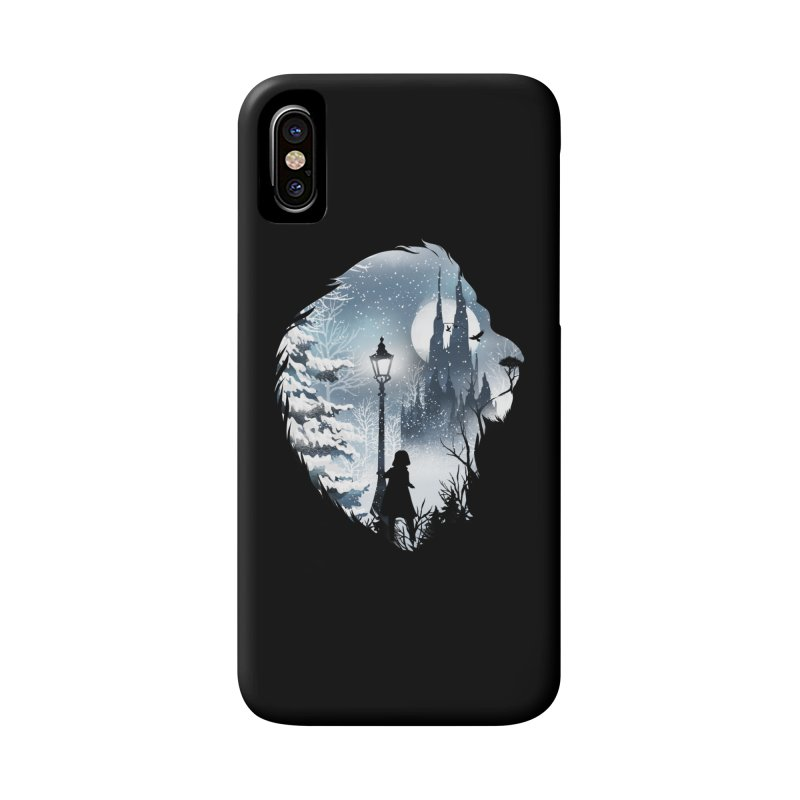 Mystical Winter Accessories Phone Case by dandingeroz's Artist Shop