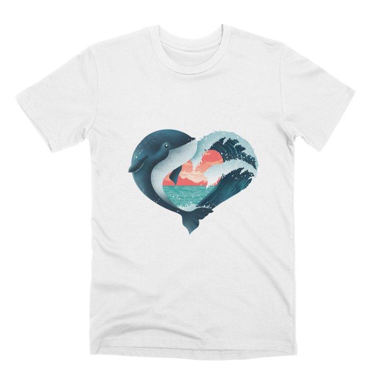 Live, Love & Travel Men's T-Shirt by dandingeroz's Artist Shop