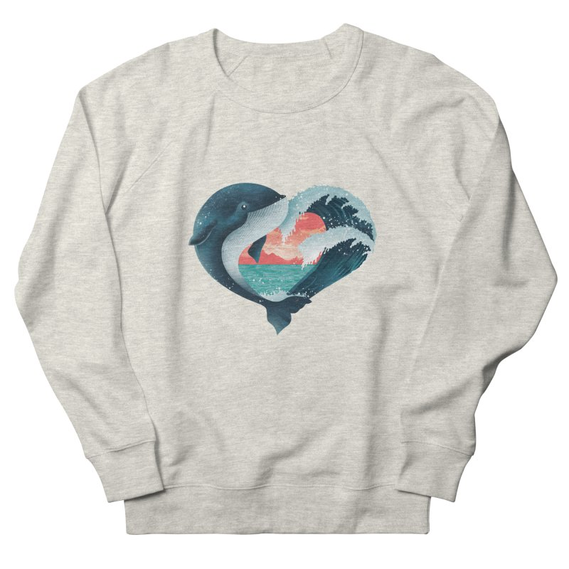 Live, Love & Travel Men's French Terry Sweatshirt by dandingeroz's Artist Shop