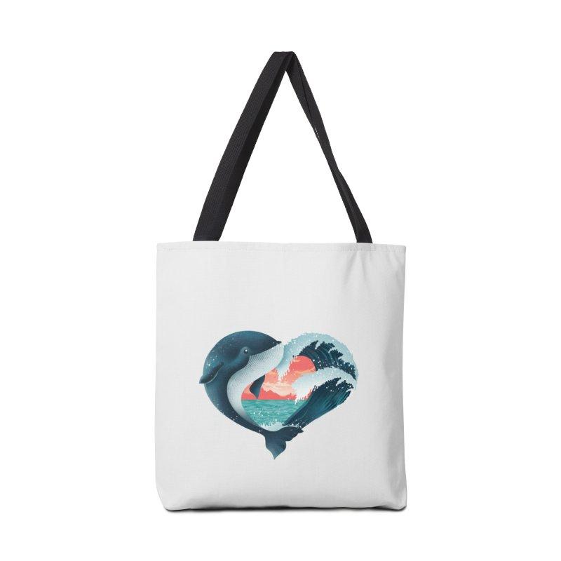 Live, Love & Travel Accessories Bag by dandingeroz's Artist Shop