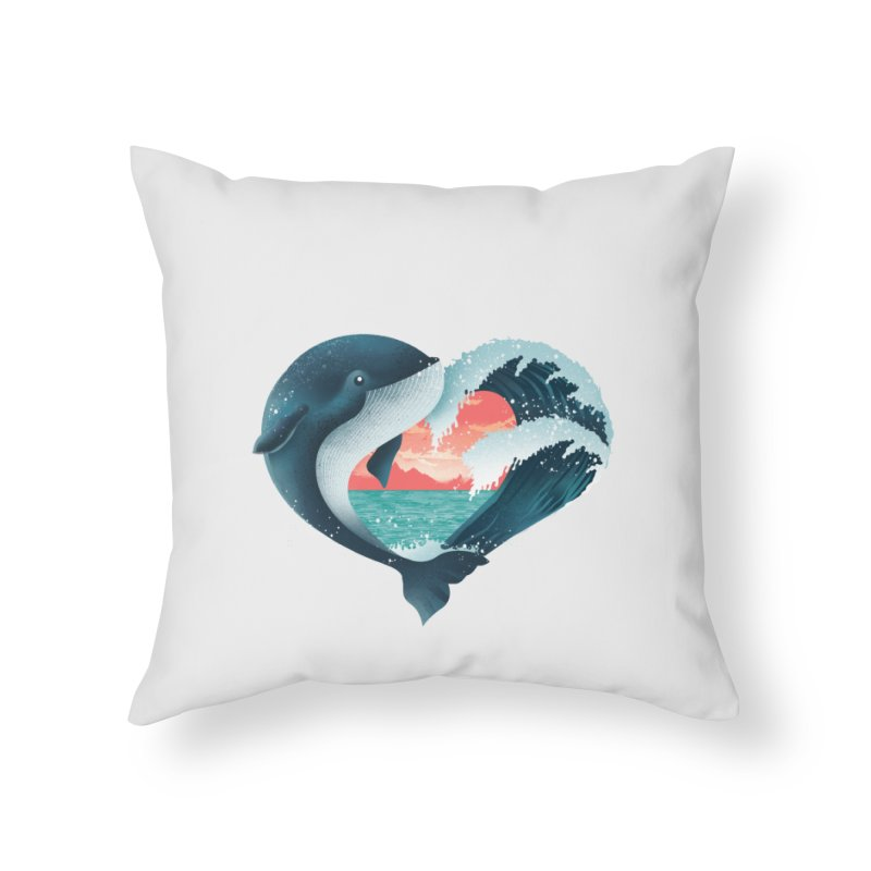Live, Love & Travel Home Throw Pillow by dandingeroz's Artist Shop