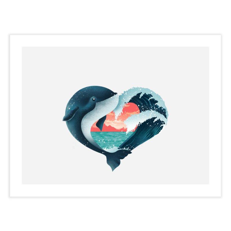Live, Love & Travel Home Fine Art Print by dandingeroz's Artist Shop