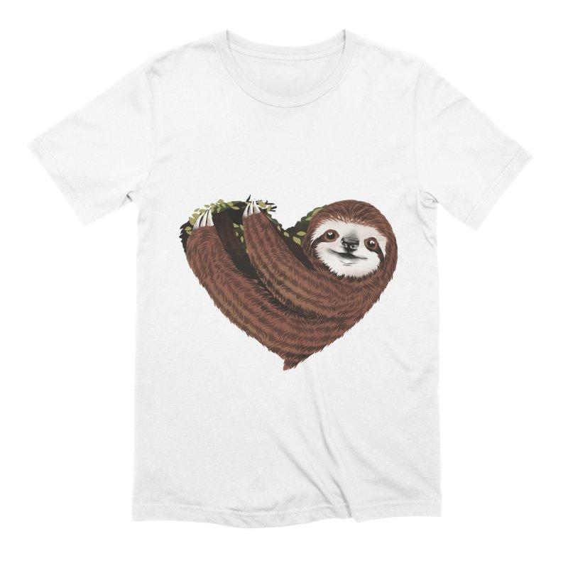 Love Mood Men's Extra Soft T-Shirt by dandingeroz's Artist Shop
