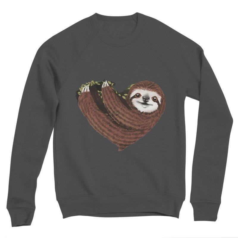 Love Mood Women's Sponge Fleece Sweatshirt by dandingeroz's Artist Shop
