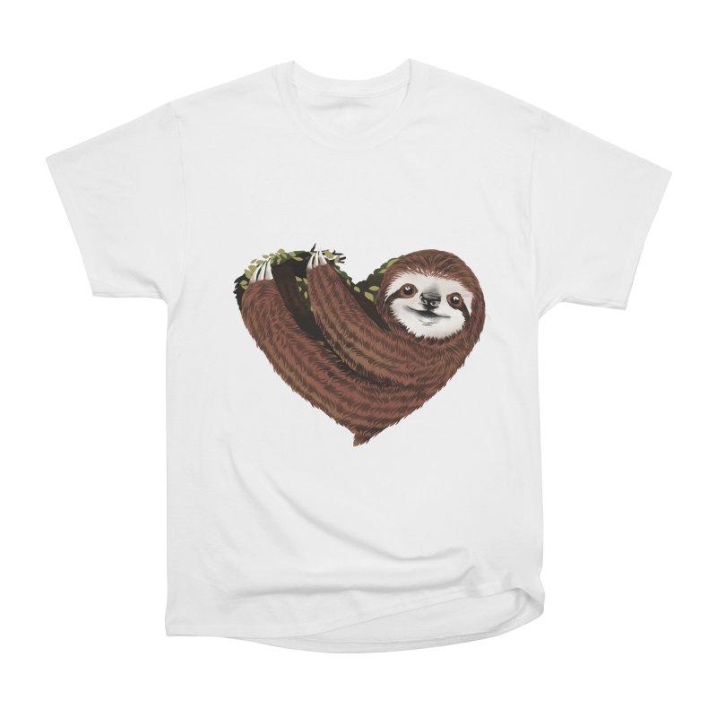 Love Mood Men's T-Shirt by dandingeroz's Artist Shop