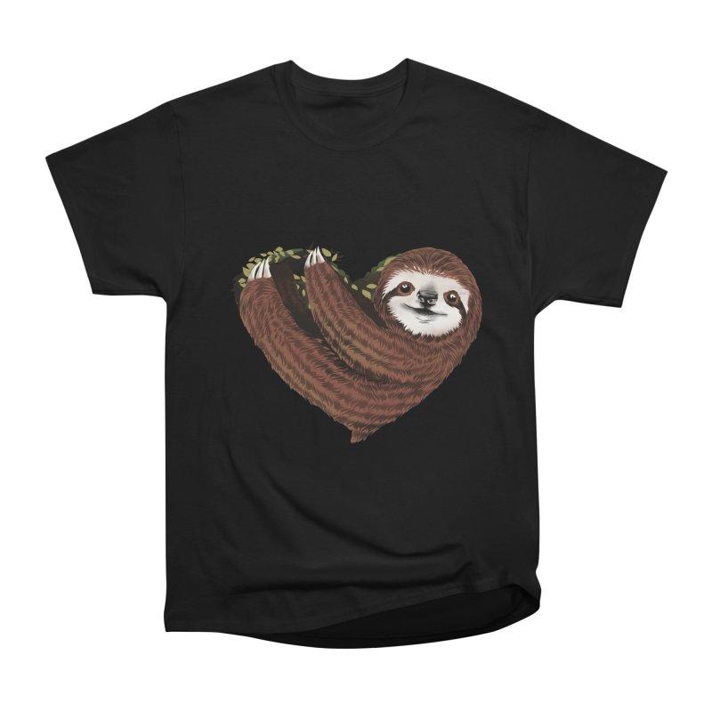 Love Mood Men's Heavyweight T-Shirt by dandingeroz's Artist Shop