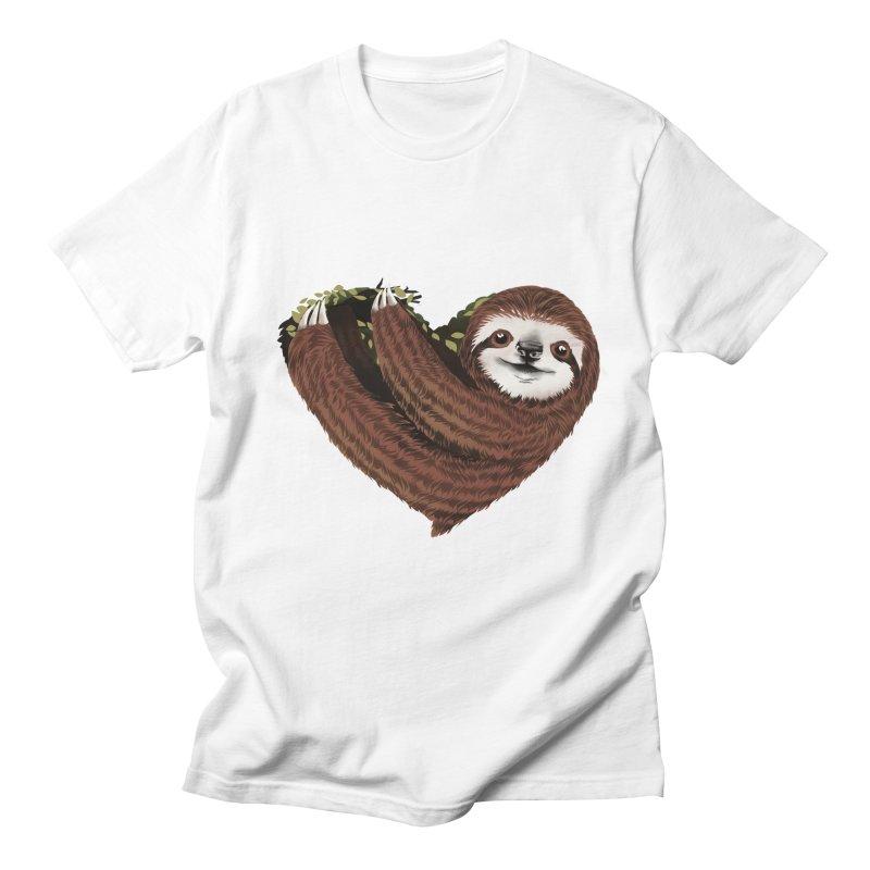 Love Mood Women's Regular Unisex T-Shirt by dandingeroz's Artist Shop