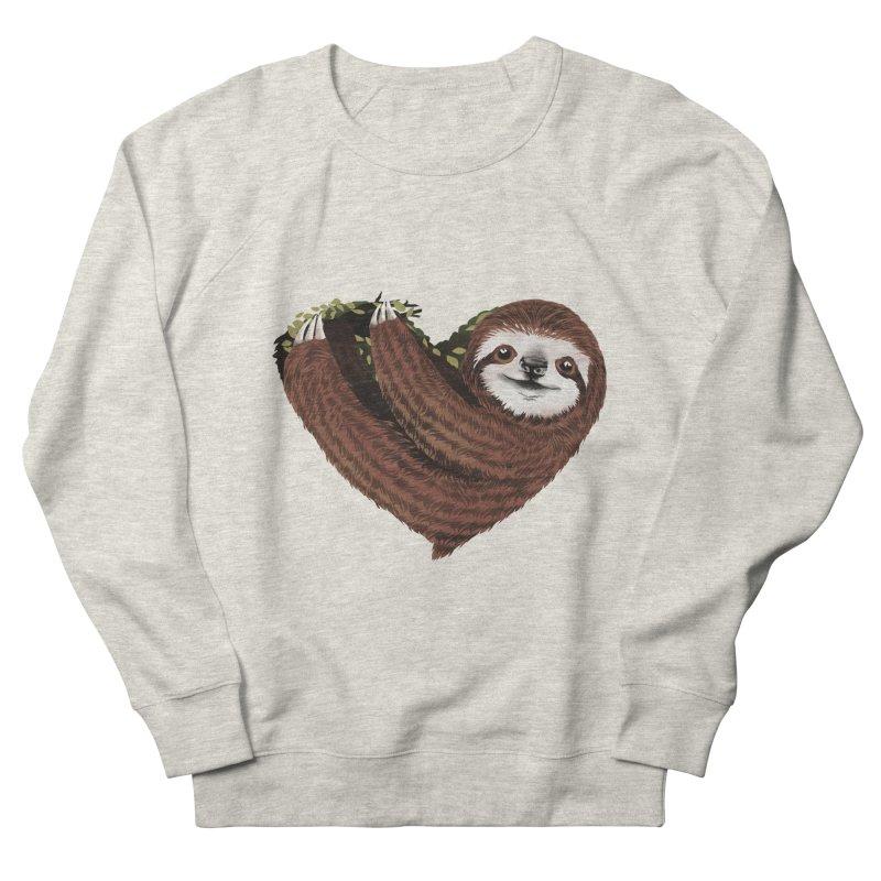 Love Mood Women's French Terry Sweatshirt by dandingeroz's Artist Shop