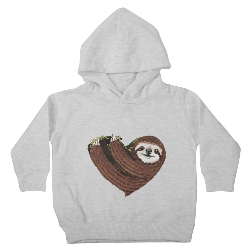 Love Mood Kids Toddler Pullover Hoody by dandingeroz's Artist Shop