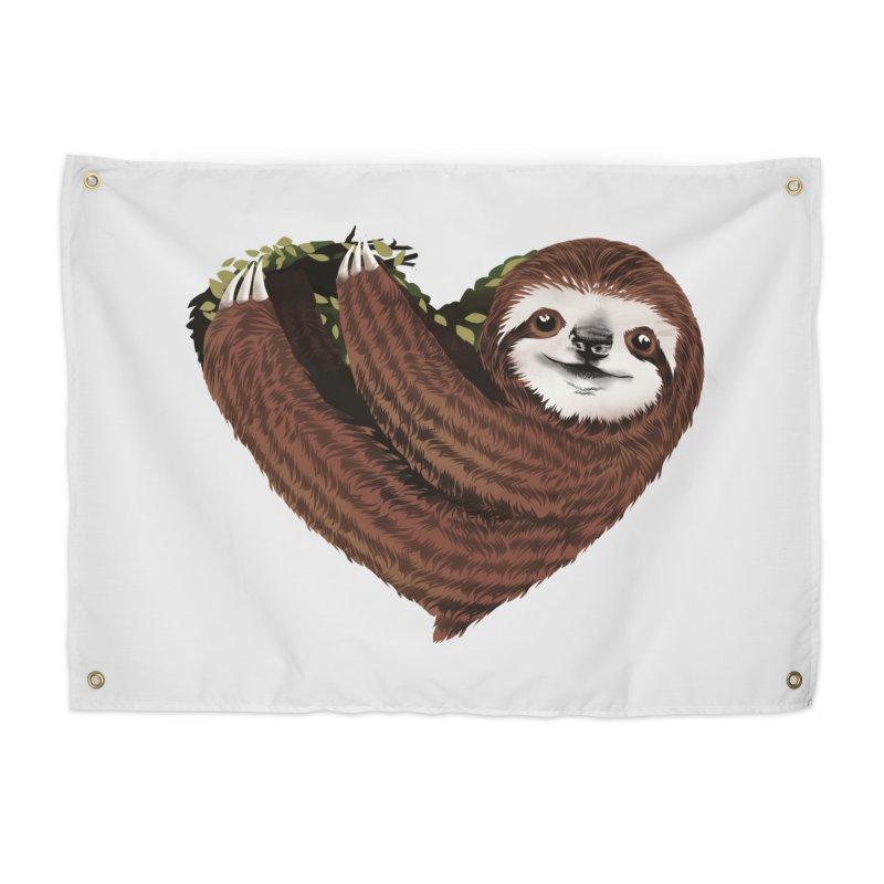Love Mood Home Tapestry by dandingeroz's Artist Shop