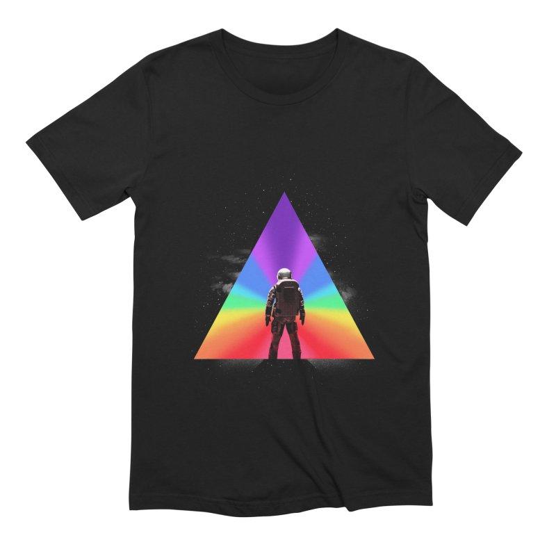 Cosmic Reality Men's Extra Soft T-Shirt by dandingeroz's Artist Shop