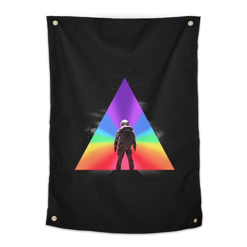 Cosmic Reality Home Tapestry by dandingeroz's Artist Shop