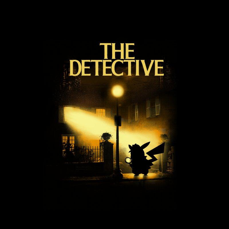 The Detective Women's T-Shirt by dandingeroz's Artist Shop