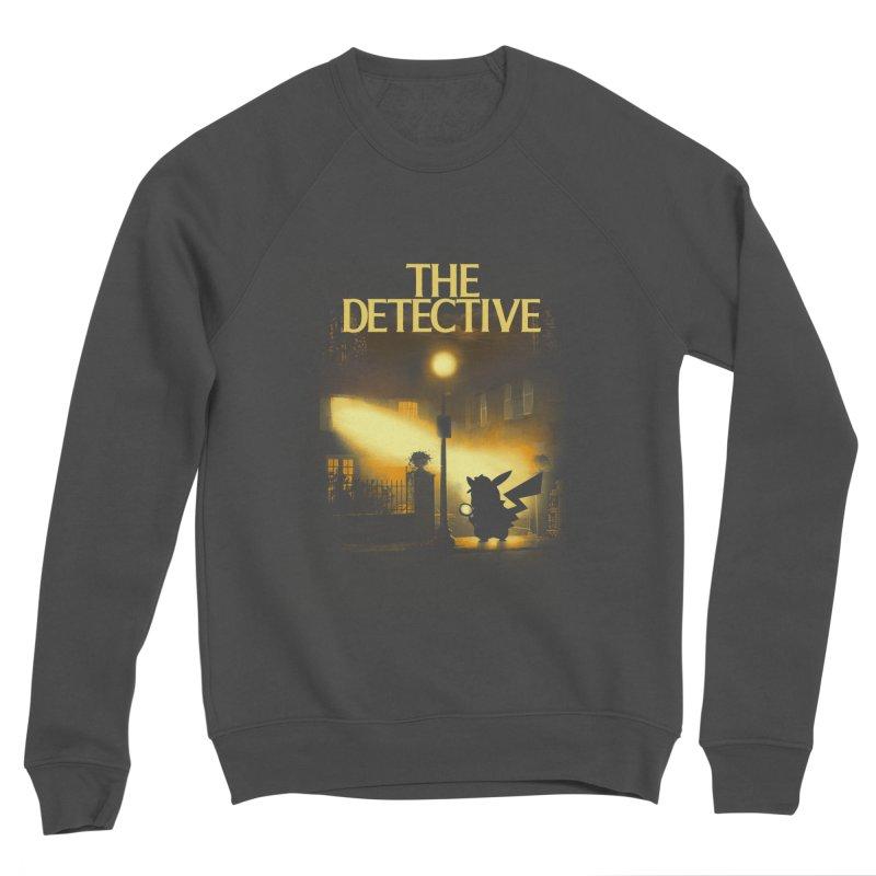 The Detective Women's Sponge Fleece Sweatshirt by dandingeroz's Artist Shop