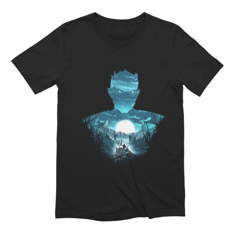 The Night King Men's Extra Soft T-Shirt by dandingeroz's Artist Shop