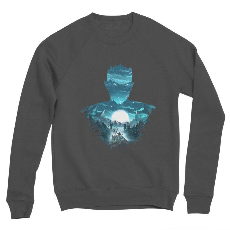 The Night King Women's Sponge Fleece Sweatshirt by dandingeroz's Artist Shop