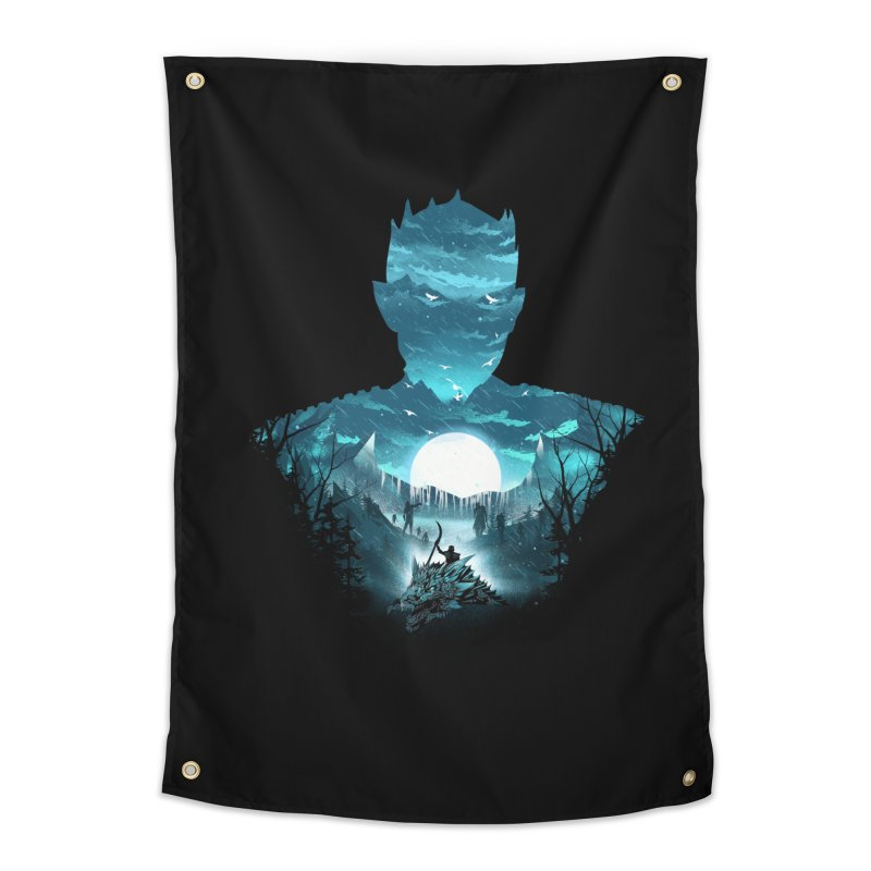 The Night King Home Tapestry by dandingeroz's Artist Shop