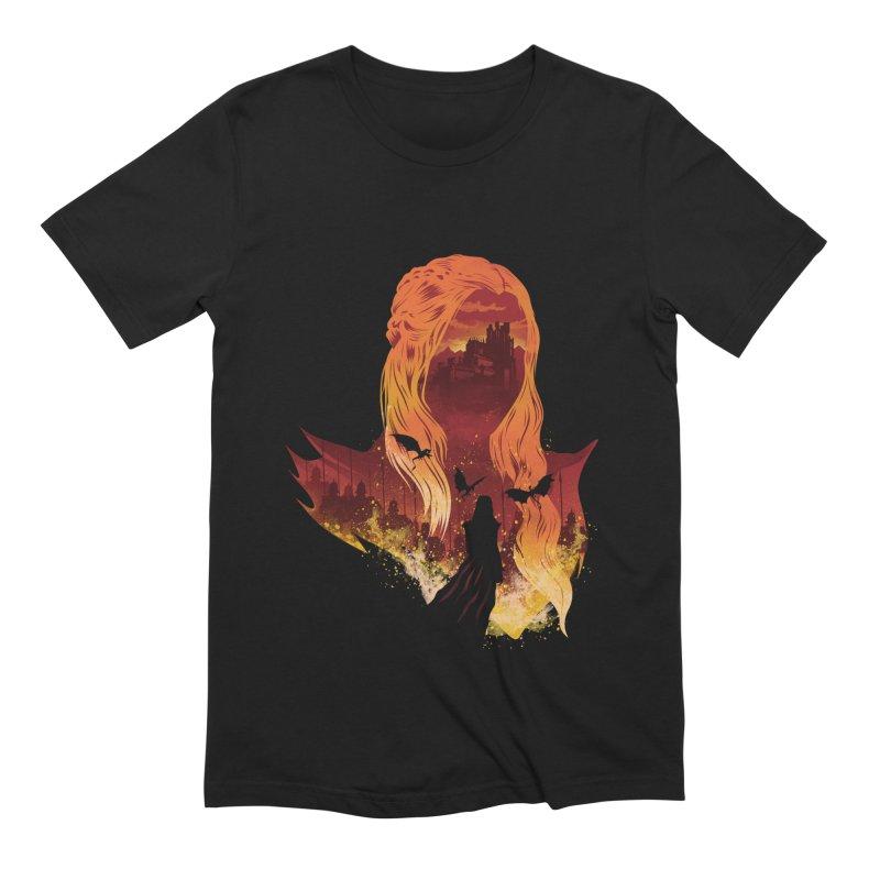 The Mother of Dragons Men's Extra Soft T-Shirt by dandingeroz's Artist Shop