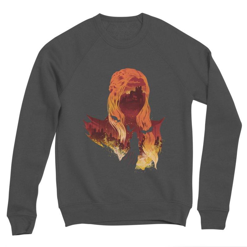 The Mother of Dragons Women's Sponge Fleece Sweatshirt by dandingeroz's Artist Shop