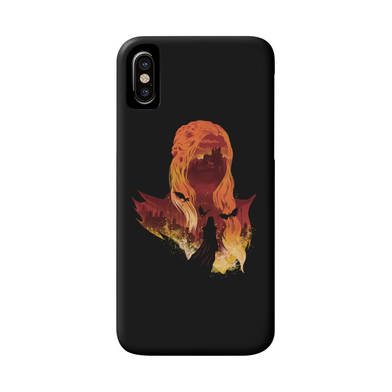 The Mother of Dragons Accessories Phone Case by dandingeroz's Artist Shop