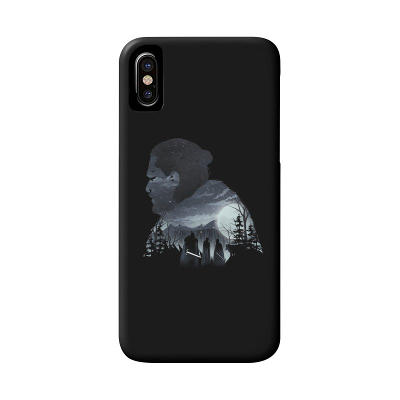 The King in the North Accessories Phone Case by dandingeroz's Artist Shop