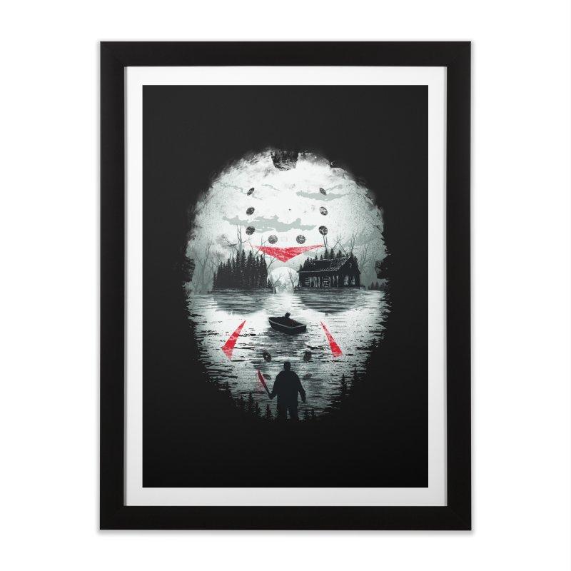 Friday Night Terror   by dandingeroz's Artist Shop
