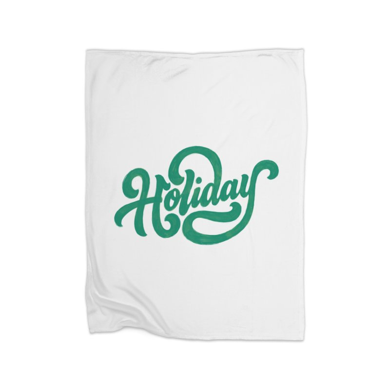 Standard Festivity Uniform Home Blanket by dandrawnthreads