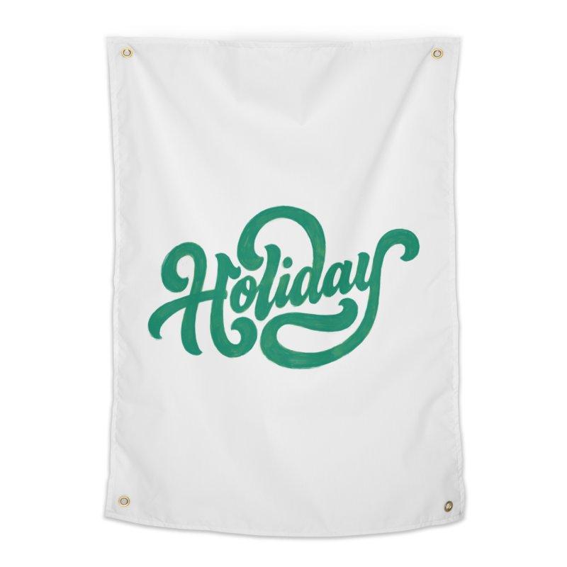 Standard Festivity Uniform Home Tapestry by dandrawnthreads