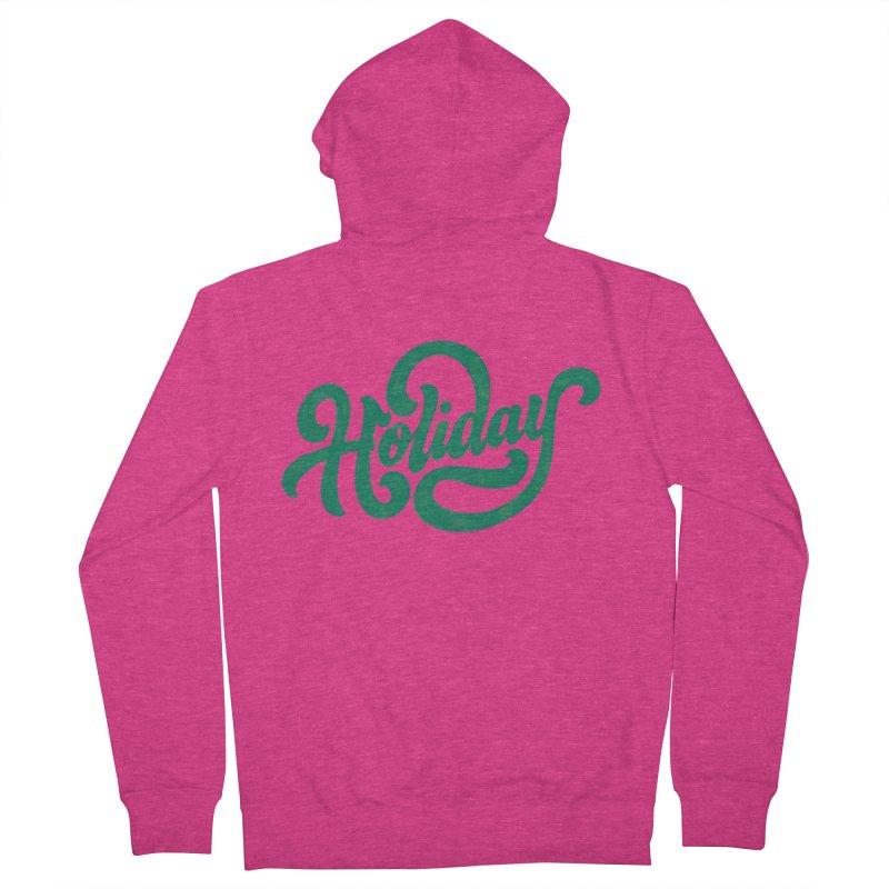 Standard Festivity Uniform Women's Zip-Up Hoody by dandrawnthreads