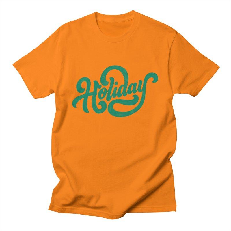 Standard Festivity Uniform Women's Regular Unisex T-Shirt by dandrawnthreads