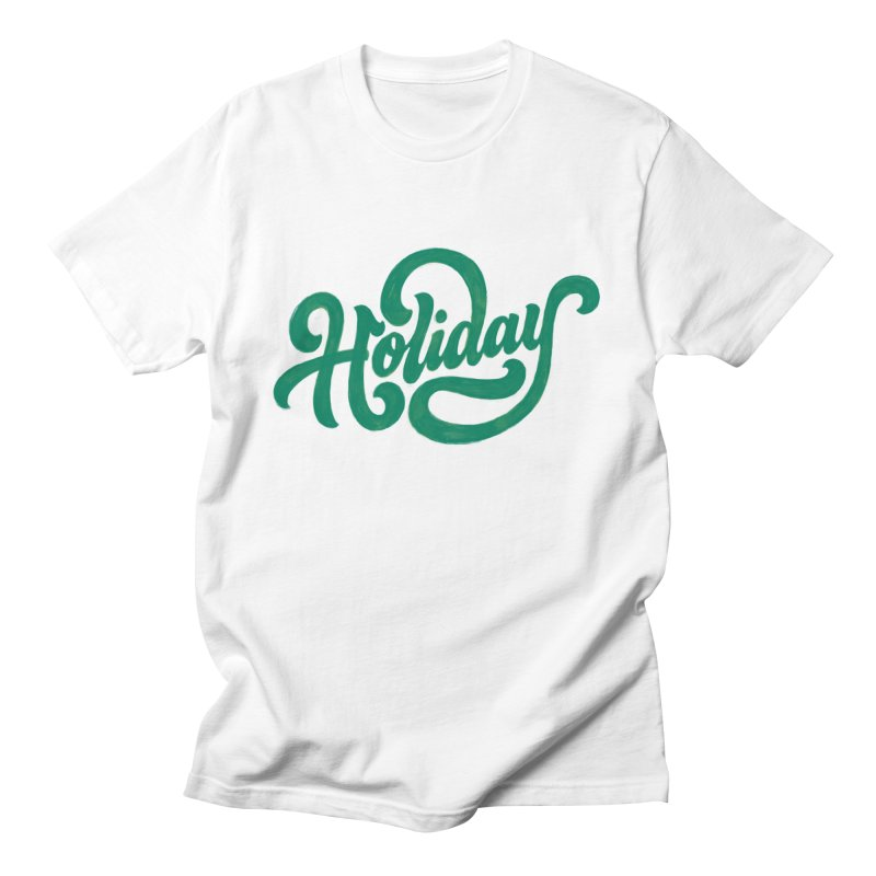 Standard Festivity Uniform Men's Regular T-Shirt by dandrawnthreads