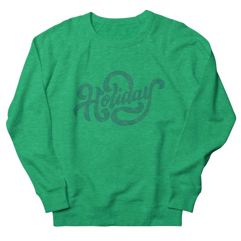 Standard Festivity Uniform Women's French Terry Sweatshirt by dandrawnthreads