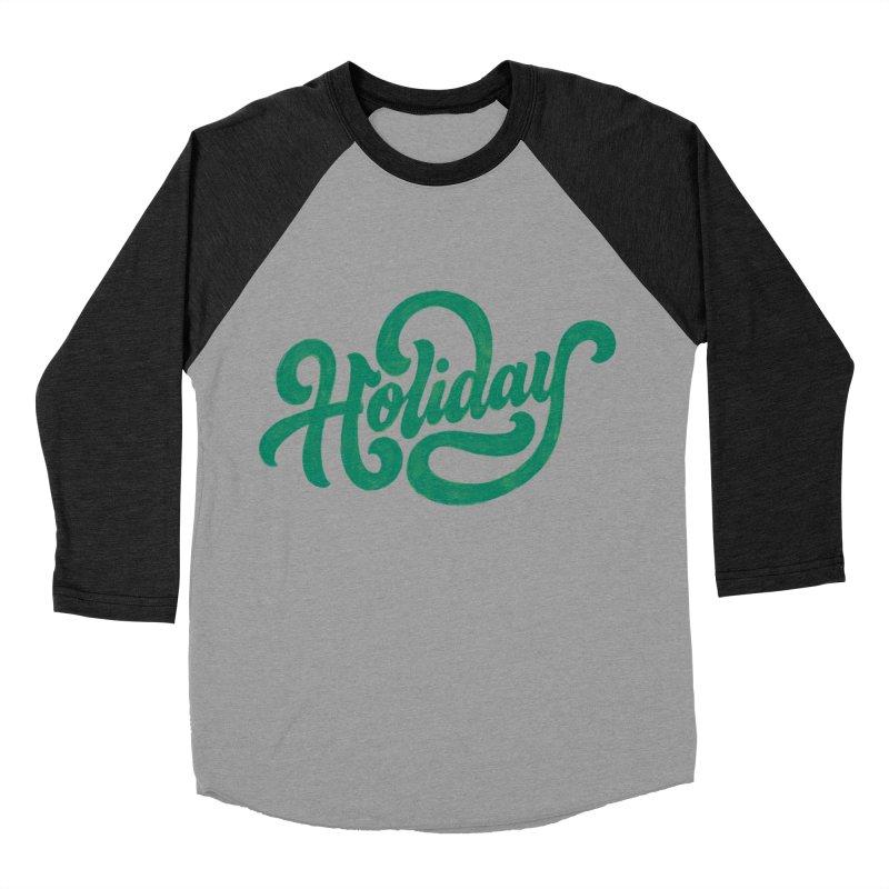 Standard Festivity Uniform Men's Baseball Triblend T-Shirt by dandrawnthreads