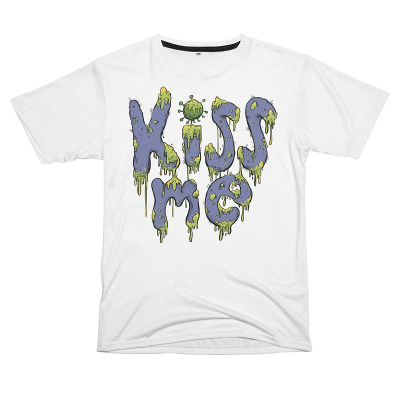 Snotty Kiss Men's Cut & Sew by Danesh's Artist Shop