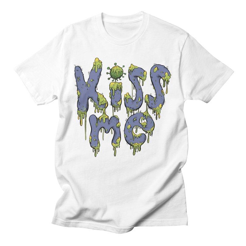 Snotty Kiss Men's T-Shirt by Danesh's Artist Shop