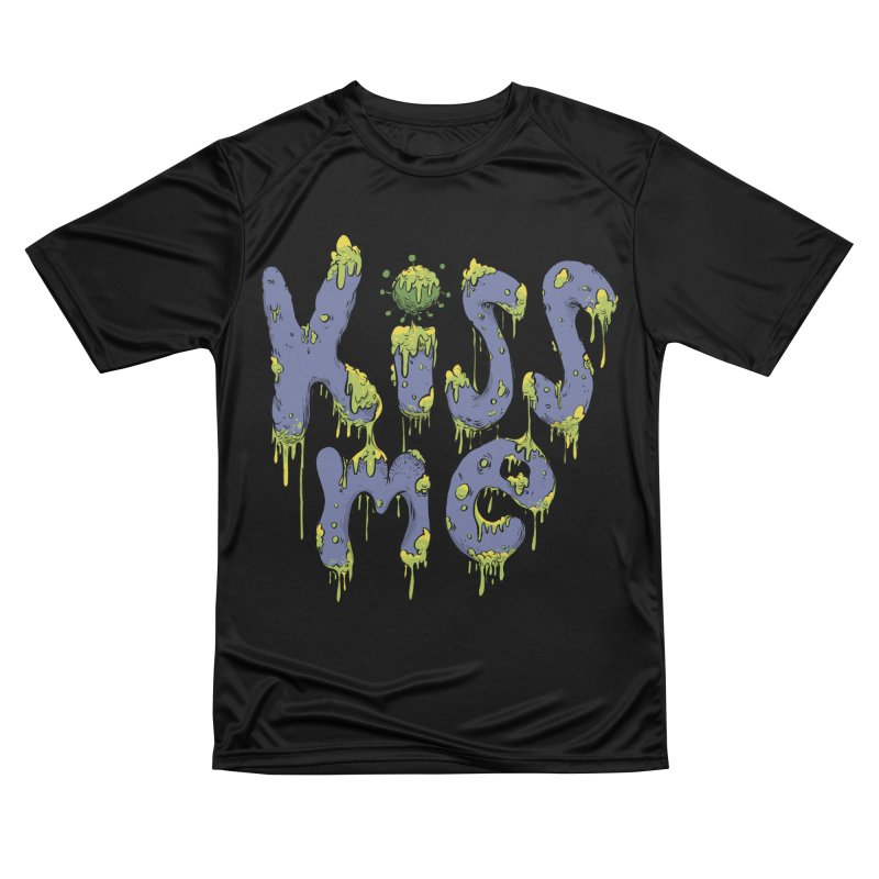 Snotty Kiss Men's T-Shirt by Danesh's Artist Shop