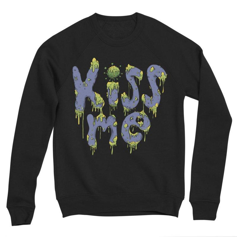 Snotty Kiss Men's Sweatshirt by Danesh's Artist Shop