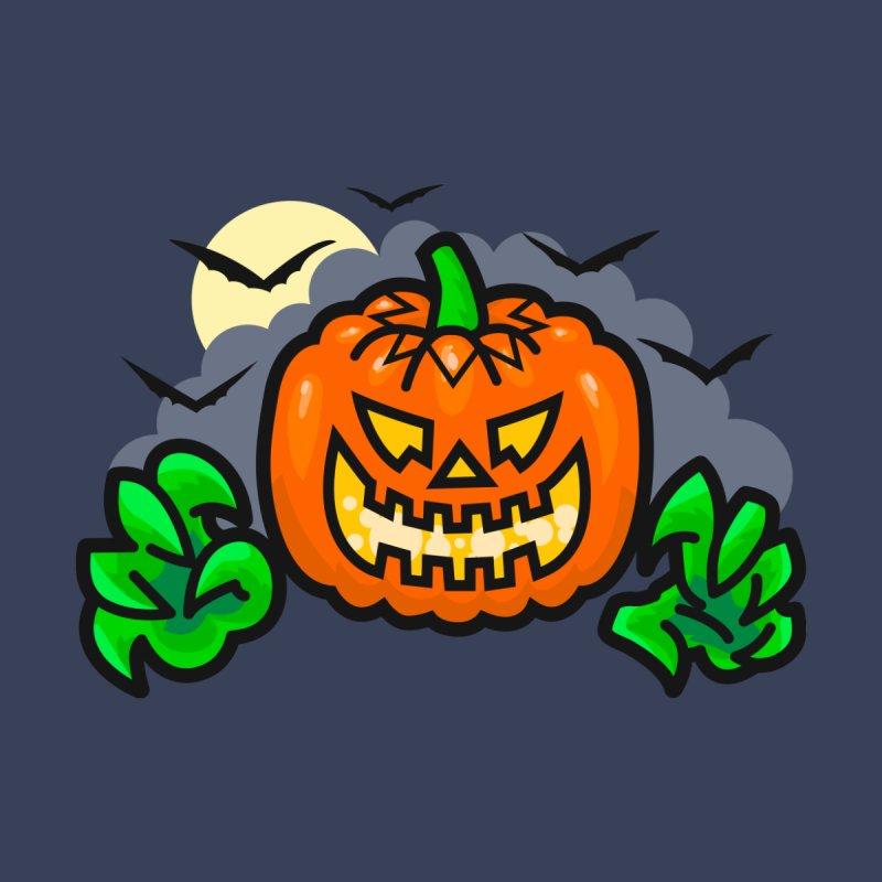Varsity Pumpkinhead Men's T-Shirt by Danger Huskie Danger Team