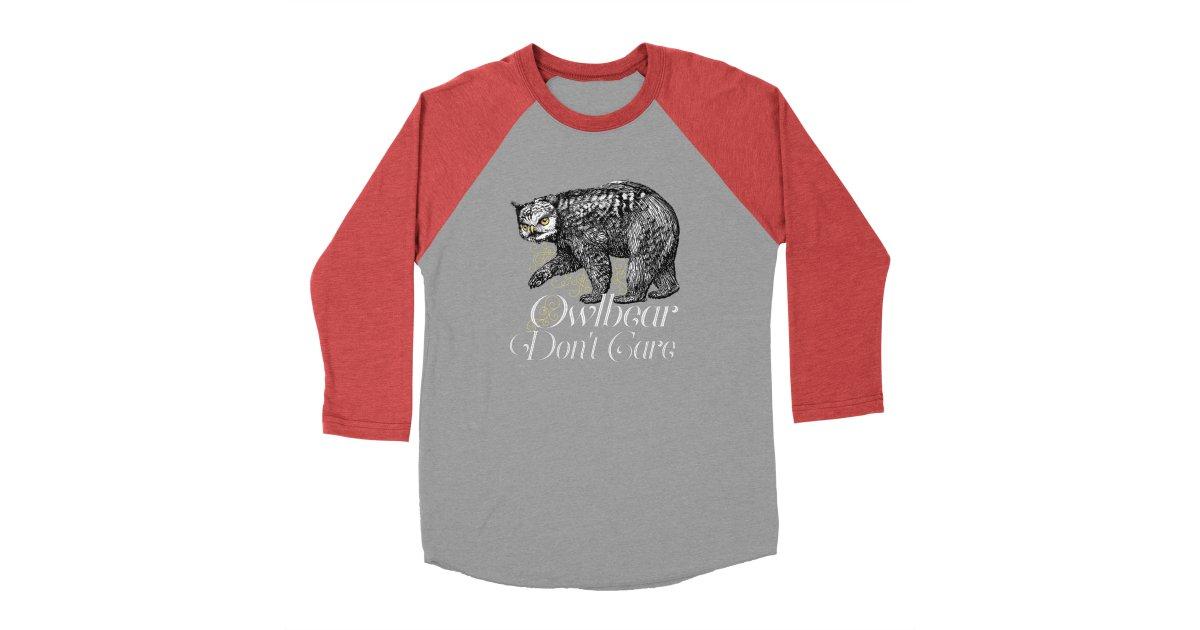 382ff940 dangernoodle owlbear-dont-care-owlbear-dnd-meme mens longsleeve-t-shirt