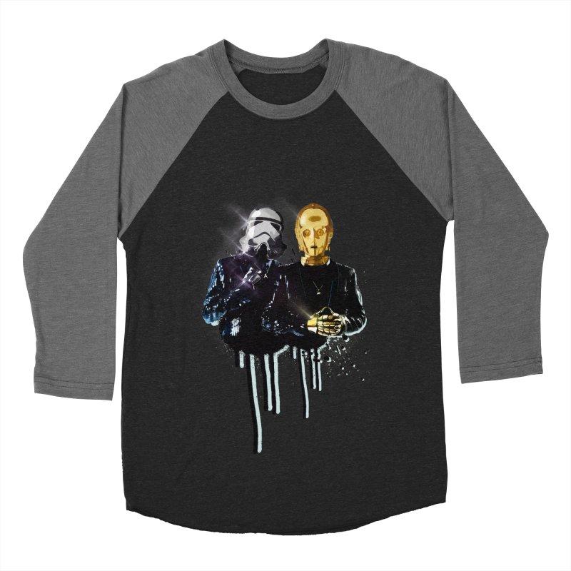 Daft Force Men's Baseball Triblend Longsleeve T-Shirt by daniac's Artist Shop