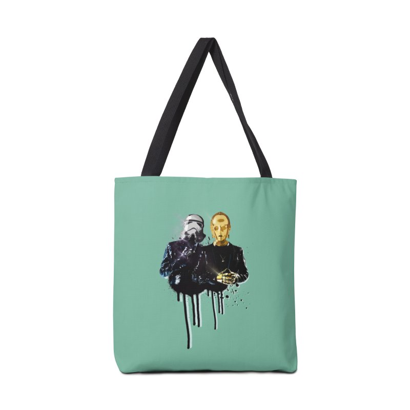 Daft Force Accessories Tote Bag Bag by daniac's Artist Shop