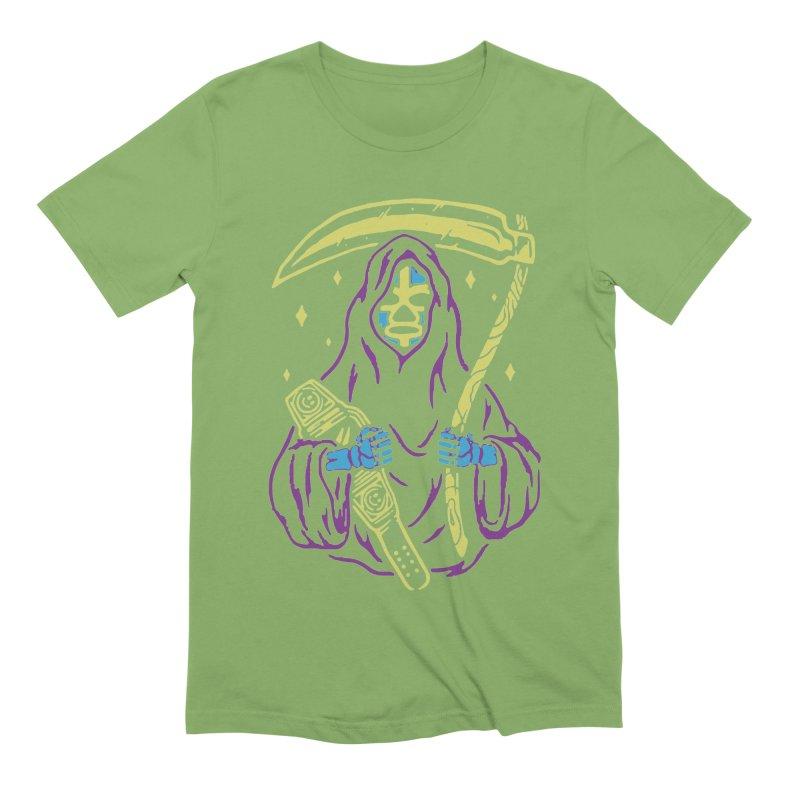 The death always win Men's Extra Soft T-Shirt by daniac's Artist Shop
