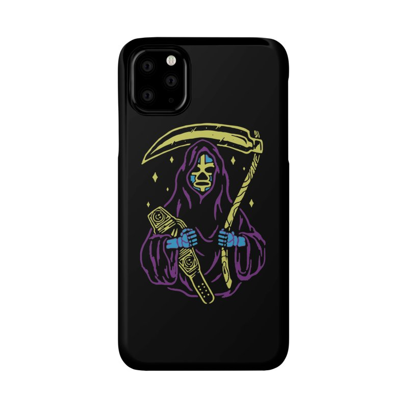 The death always win Accessories Phone Case by daniac's Artist Shop