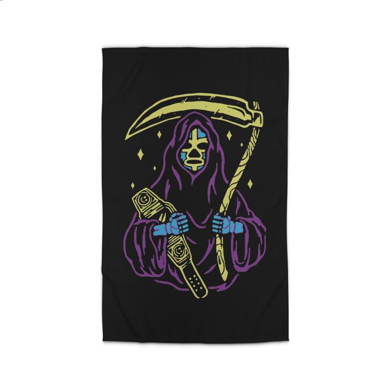 The death always win Home Rug by daniac's Artist Shop